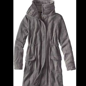 Patagonia | Charcoal Better Sweater Coat